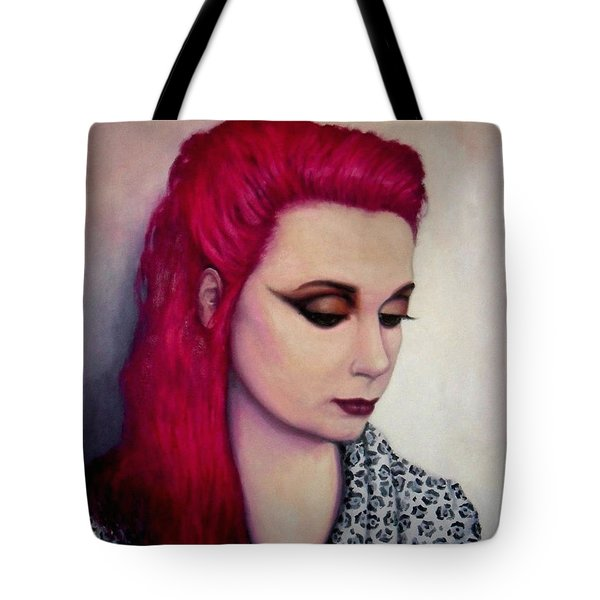 Freda Tote Bag by Sean Conlon