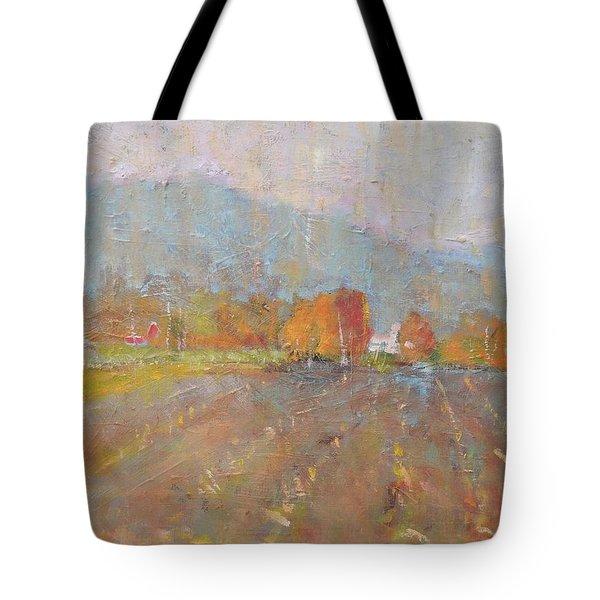 Freddie Jayko's Tote Bag by Len Stomski