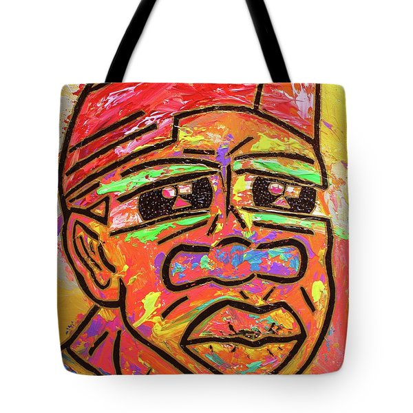 Freddy Freeloader Freeloading Tote Bag