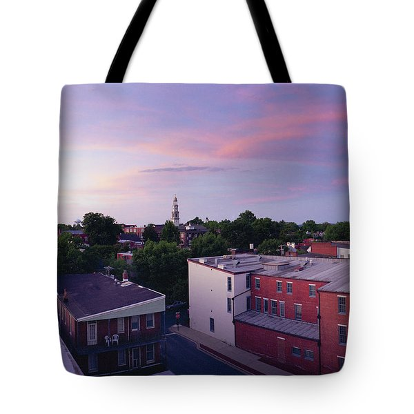 Twi Lights Tote Bag