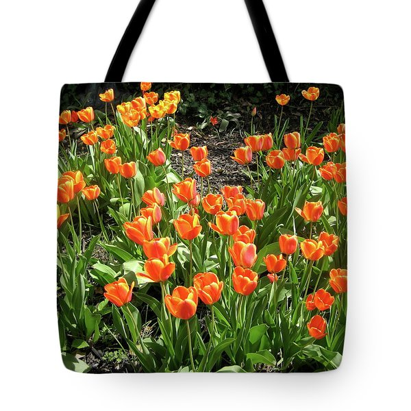 Fred's Garden Tote Bag