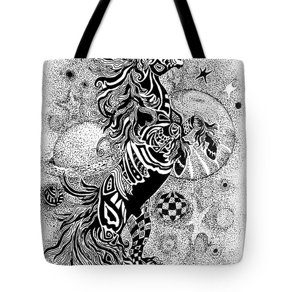 Free At Last Tote Bag by Yvonne Blasy