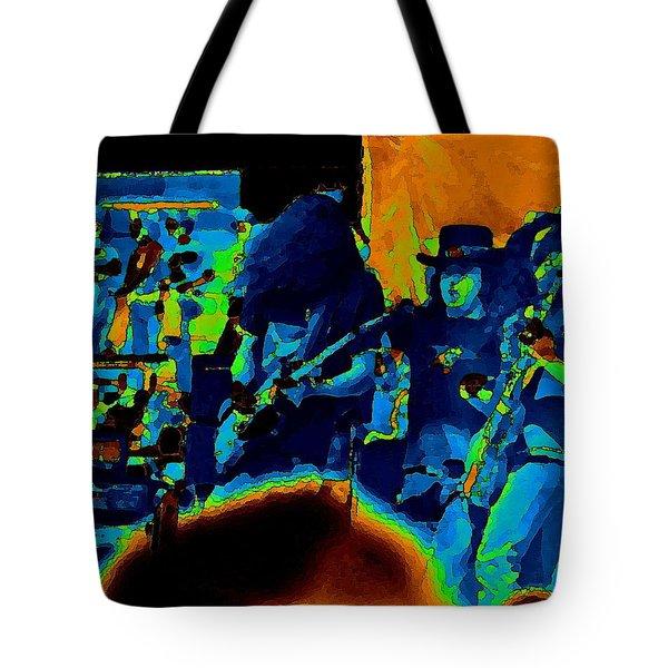 Free Bird Pastel Oakland 1 Tote Bag