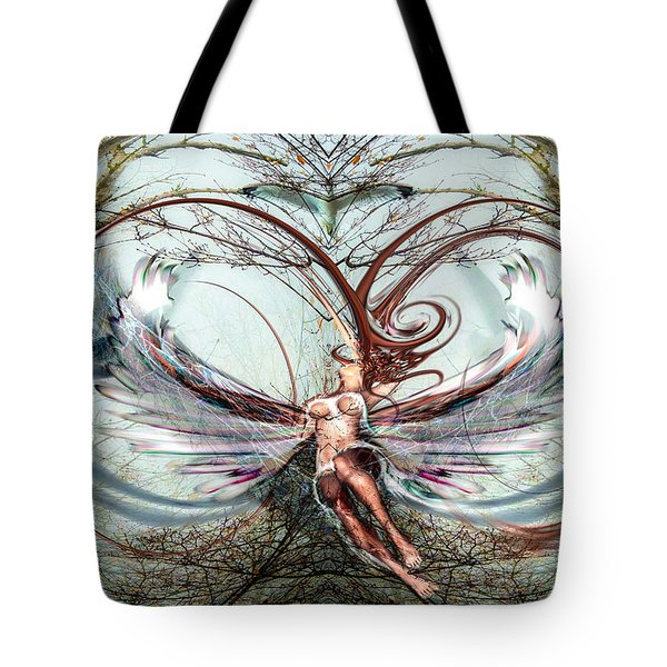 Tote Bag featuring the photograph Free Birds by Glenn Feron