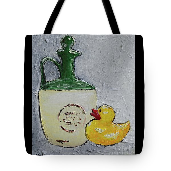 Free Duck Tote Bag