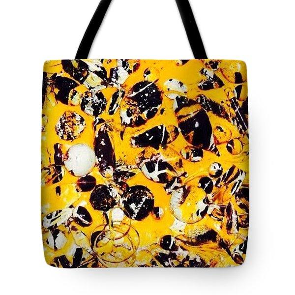 Free Expression Tote Bag by Inga Kirilova