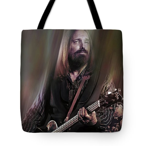 Free Fallin Tote Bag