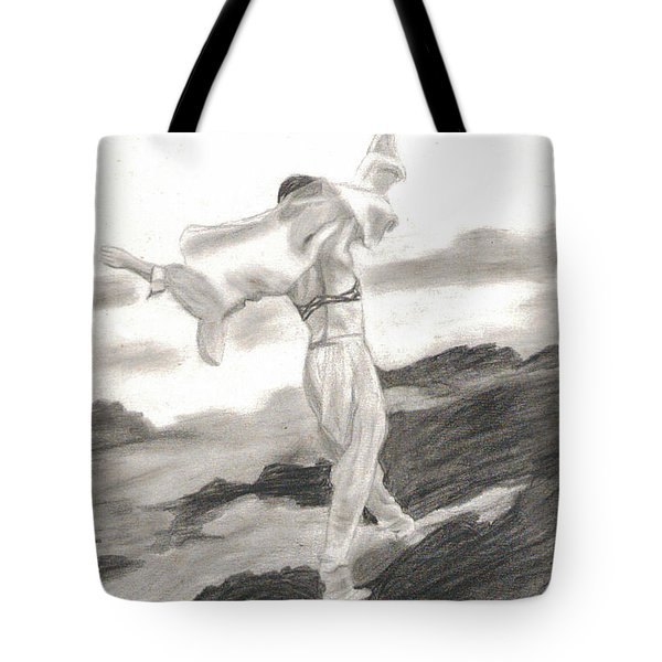 Free Fly Tote Bag