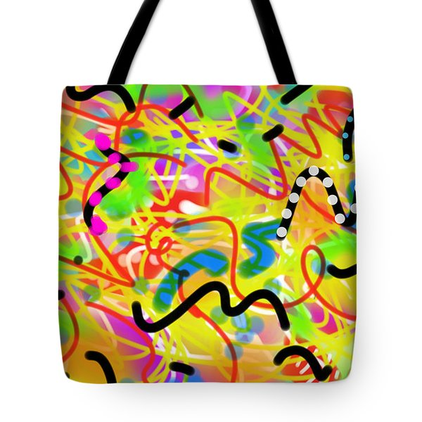 Free For All Tote Bag by Kevin Caudill
