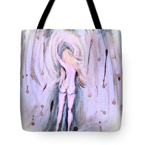 Free Girl Tote Bag