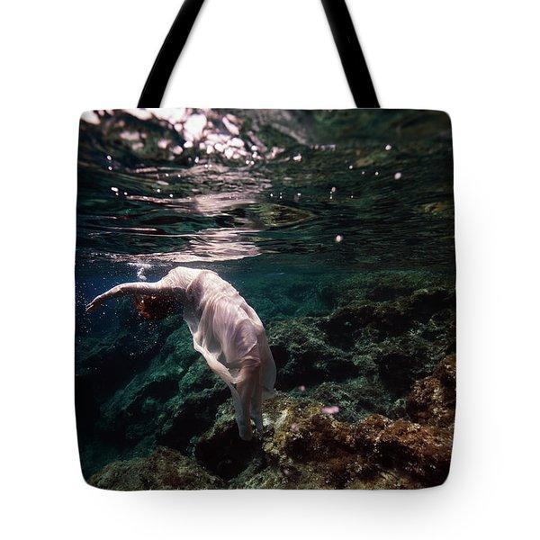 Free Mermaid Tote Bag