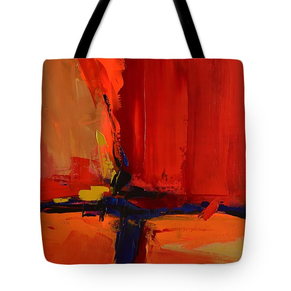 Free Mind - Art By Elise Palmigiani Tote Bag by Elise Palmigiani