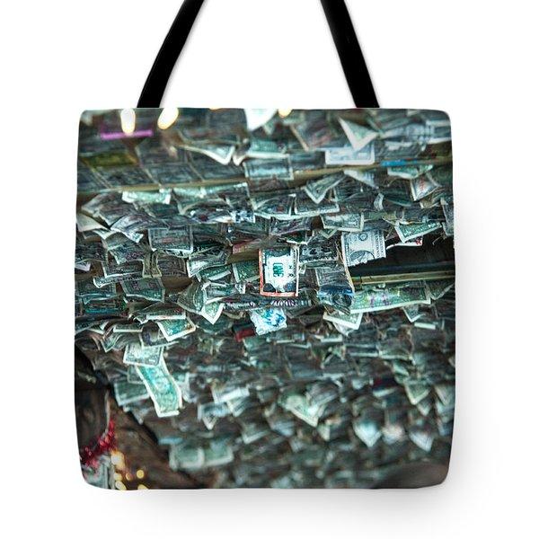 Free Money Tote Bag