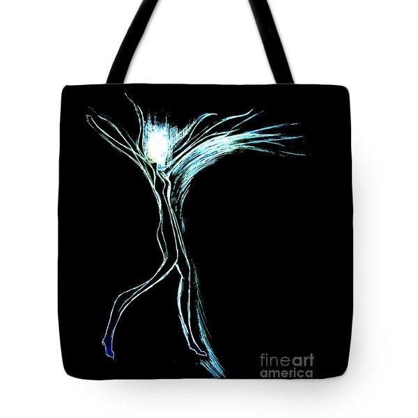 Free Soul Tote Bag