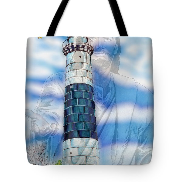 Freedom Tote Bag by Bill Richards