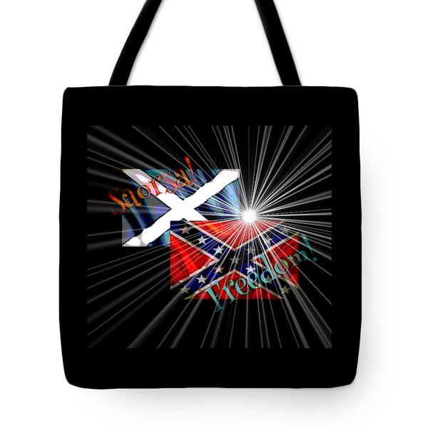 Freedom Fighters Tote Bag