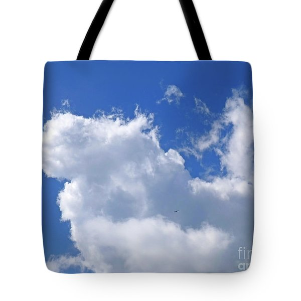 Tote Bag featuring the photograph Freedom by Francesca Mackenney