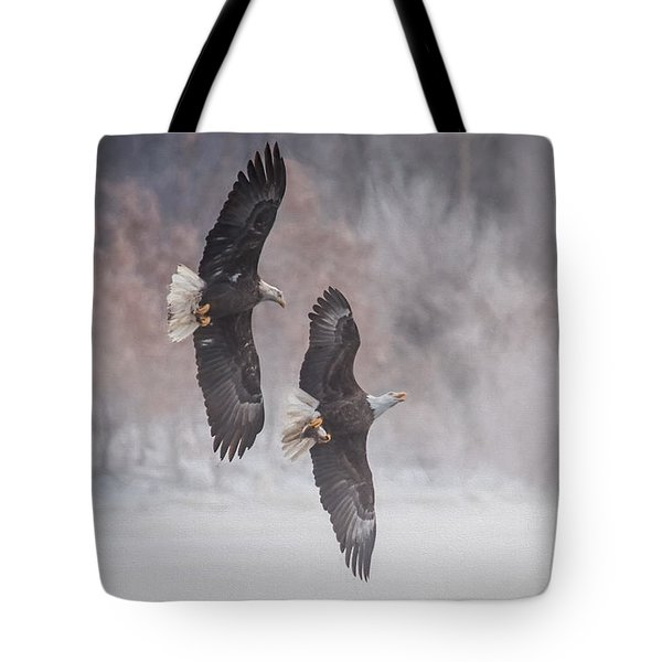 Freedom Tote Bag by Kelly Marquardt