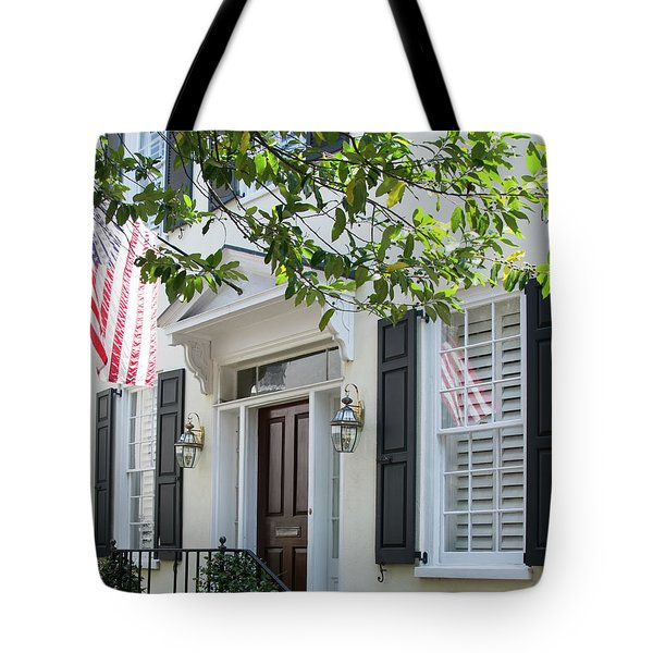 Freedom Reflected Tote Bag