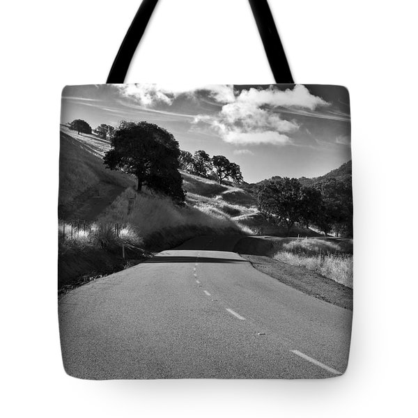 Freedom Road Tote Bag