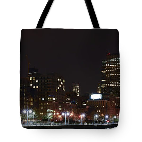 Freedom Skyline Tote Bag