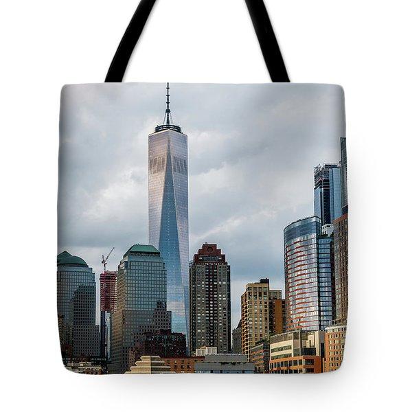 Freedom Tower - Lower Manhattan 1 Tote Bag