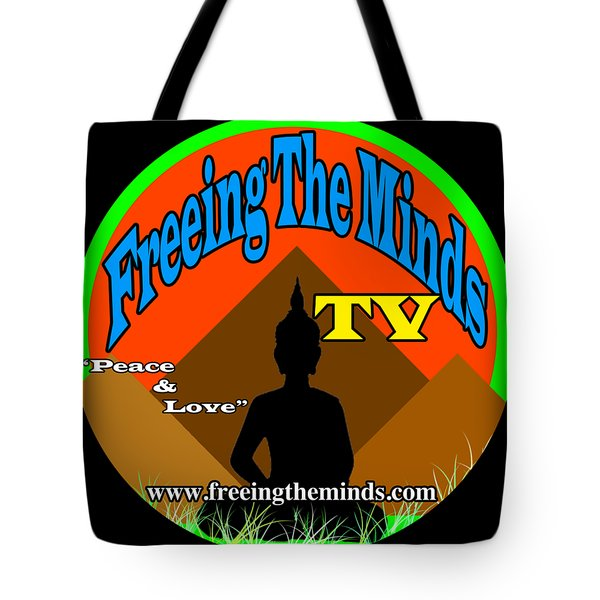 Freeing The Minds Supporter Tote Bag