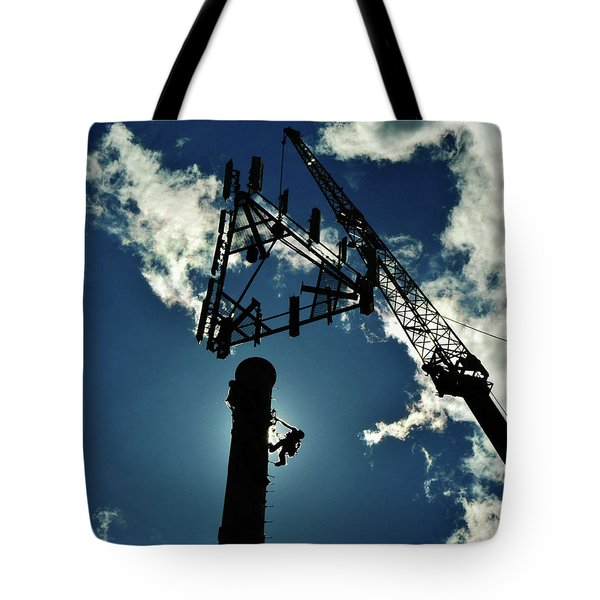 Freeland Tote Bag by Robert Geary