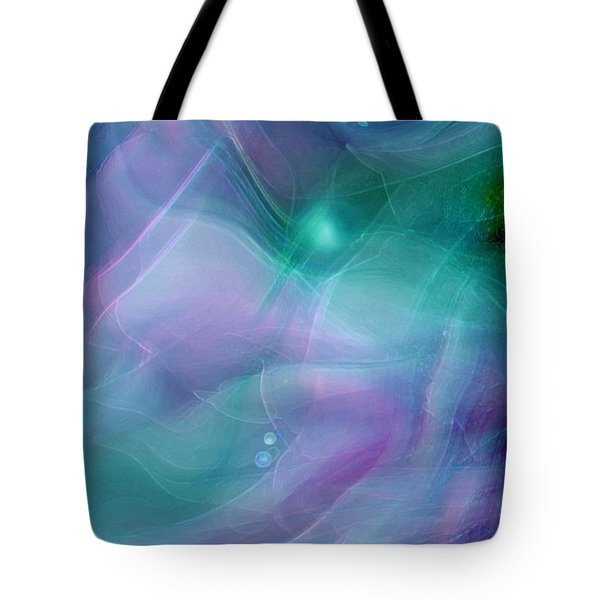Freewill Tote Bag by Linda Sannuti