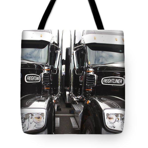 Freightliner Tote Bag by Alice Gipson