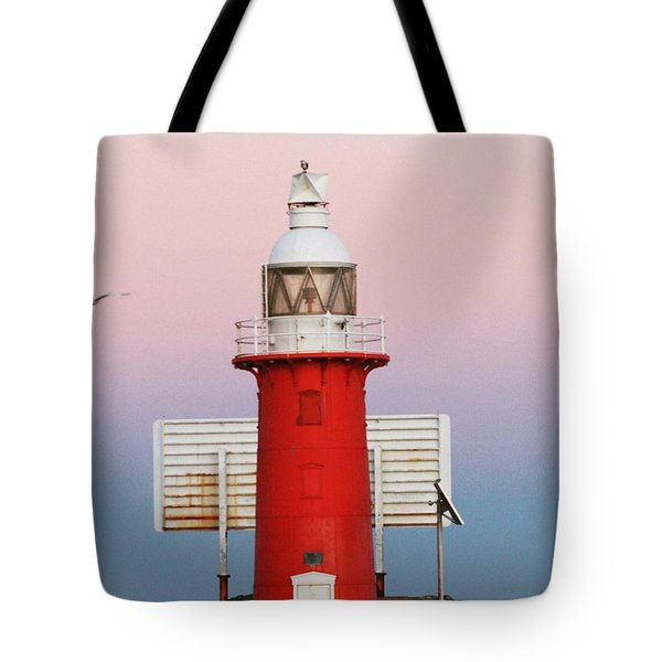 Fremantle Is A Colourful Place Tote Bag