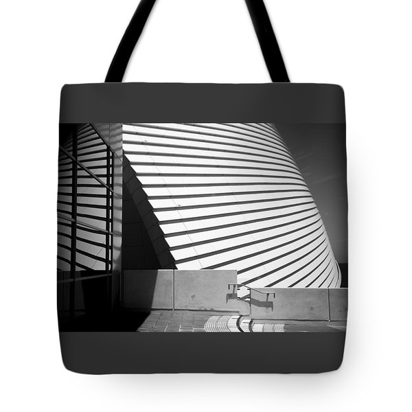 Tote Bag featuring the photograph Fremantle Maritime Museum by Serene Maisey
