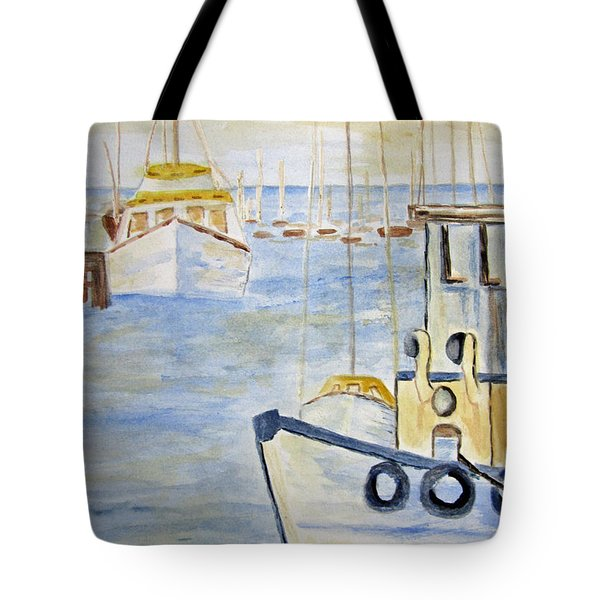 Fremantle Western Australia Tote Bag