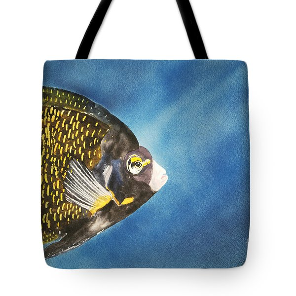 French Angel Tote Bag by Tanya L Haynes - Printscapes