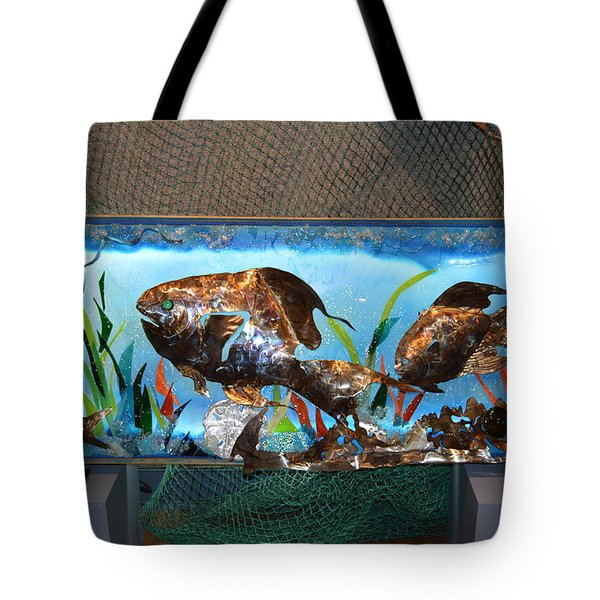 French Angels Tote Bag
