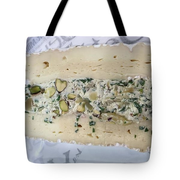 French Cheese Tote Bag