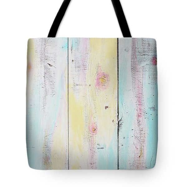 French Door In California With Colors Tote Bag