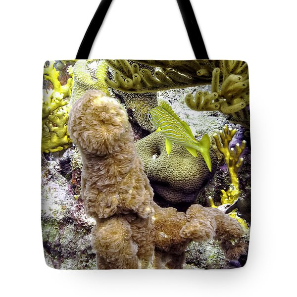 French Grunt  Tote Bag