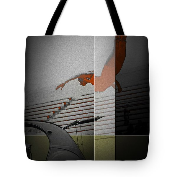 French Kiss Tote Bag by Naxart Studio