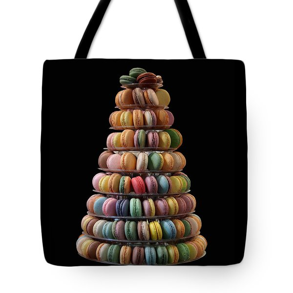 French Macarons Tote Bag
