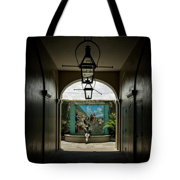 French Market's Michelle Tote Bag
