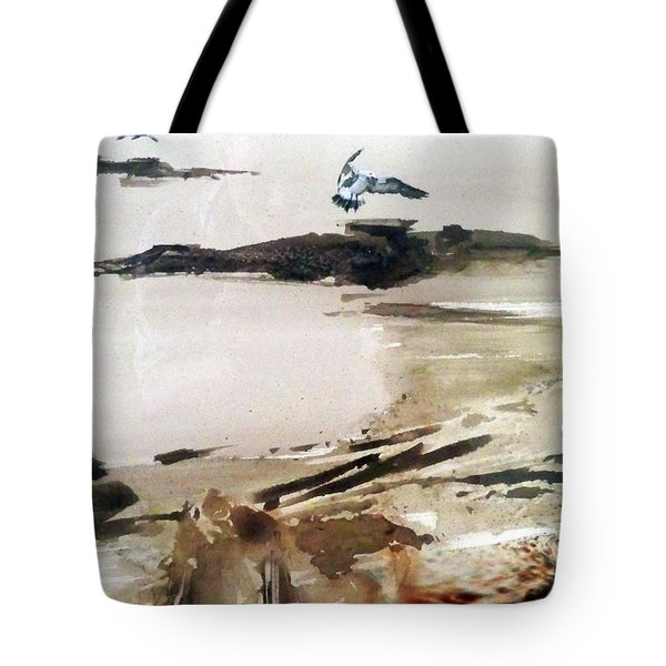 French Lake Tote Bag