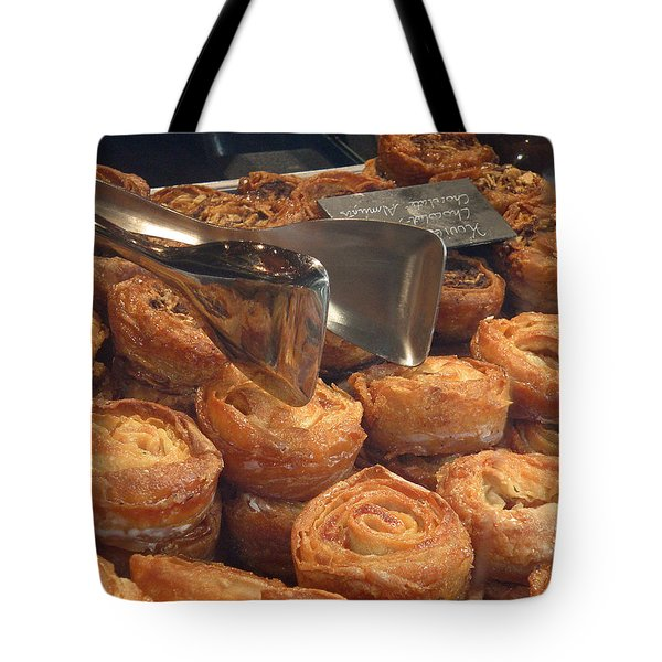 French Pastries Tote Bag