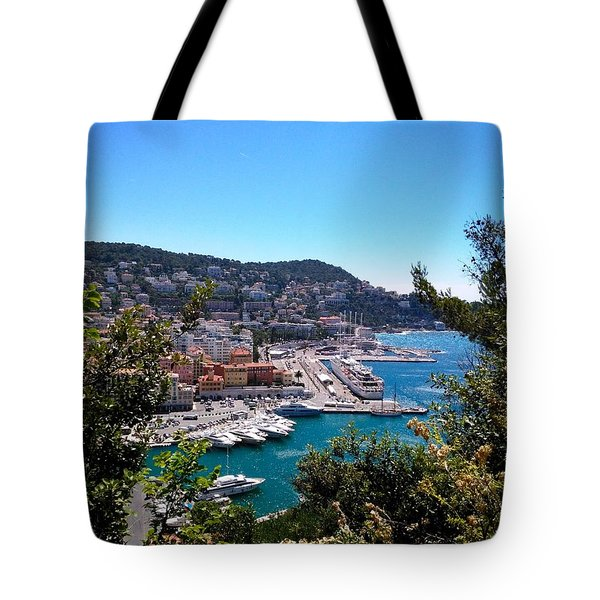 French Port Tote Bag