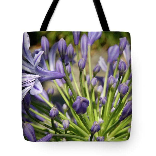 Tote Bag featuring the photograph French Quarter Floral by KG Thienemann