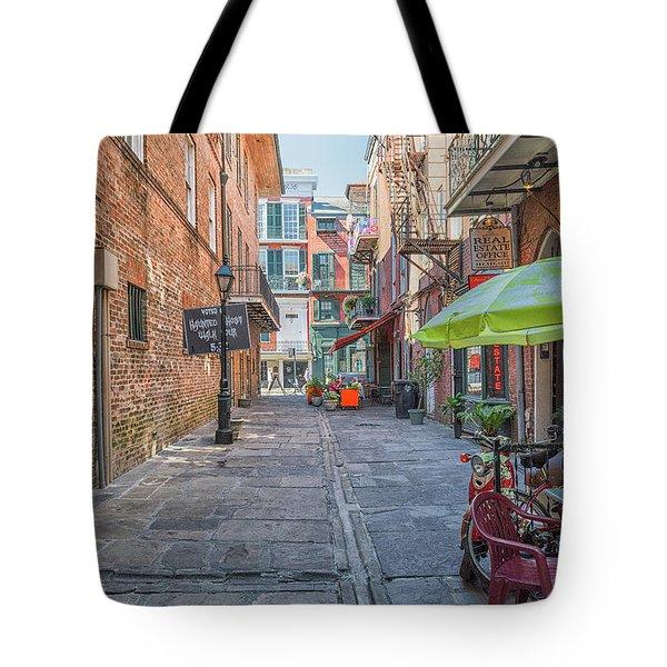 French Quarter Market Tote Bag