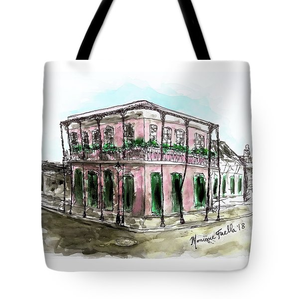 French Quarter Tote Bag