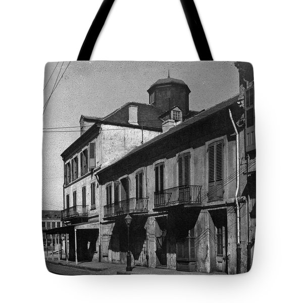 French Quarter Residences Tote Bag