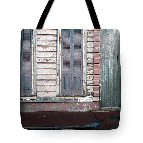 French Quarter Tote Bag by Steve Archbold