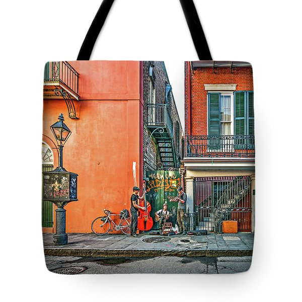 French Quarter Trio Tote Bag